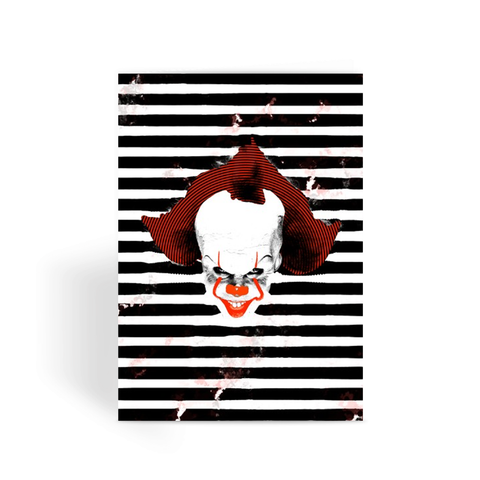 IT - Pennywise Greeting Card
