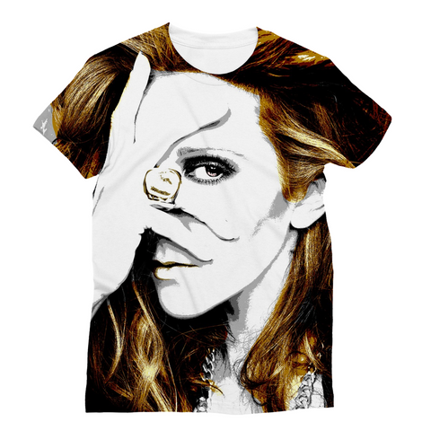 Celine Dion - Taking Chances Fashion Tee