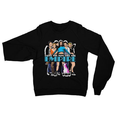 90s Empire Records - Damn the Man Sweatshirt