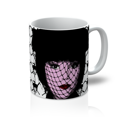 Clue - Mrs White Mug