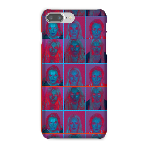 Lindsay Lohan - Bad Bitches Phone Case