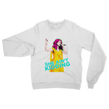 Celine - She Ain't Joking Heavy Blend Crew Neck Sweatshirt