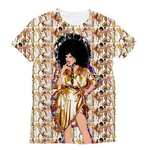 All Stars 3 - Thorgy Thor Sublimation T-Shirt