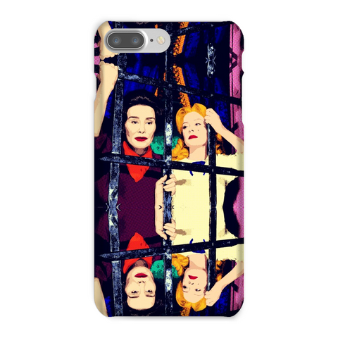 Feud - Bette & Joan High Fashion Phone Case