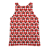 Mad Drag - Red Queen Ladies Fashion Tank