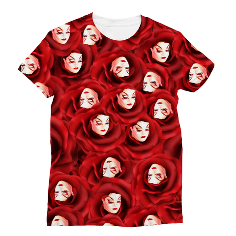 Mad Drag - Red Queen Fashion Tee