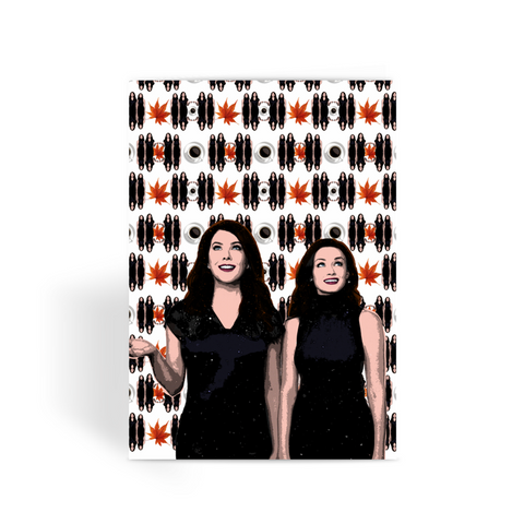 Gilmore Girls Greeting Card
