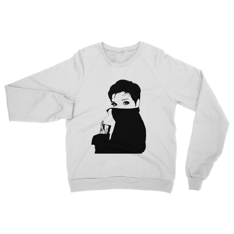 Liza Heavy Blend Crew Neck Sweatshirt