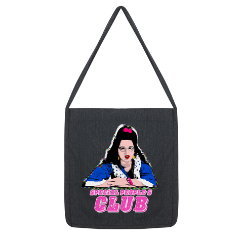 90s Welcome to the Dollhouse Messenger Bag