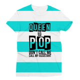 Madonna  - Queen of Pop Sublimation T-Shirt