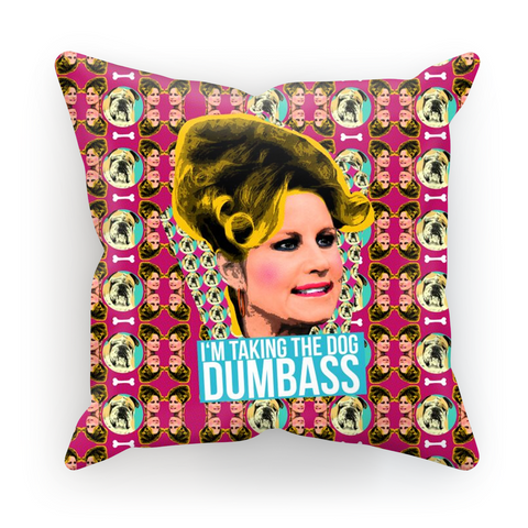 Legally Blonde -Paulette Cushion Cover