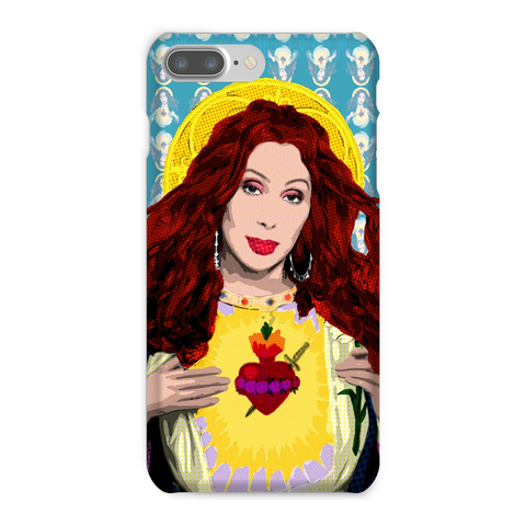 Cher - Virgin Mary Phone Case