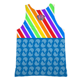 Pride 2017 - Be More Unicorn Fashion Tank
