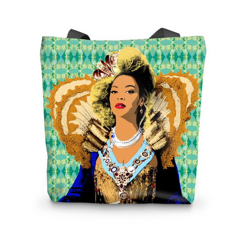 Beyoncé - Queen Bee Royal Tote Bag