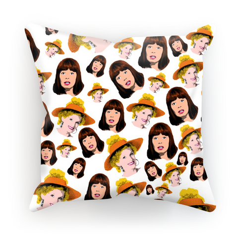 Kath and Kim - All OVAH Cushion Cover