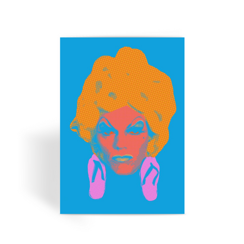 Priscilla - Mitzi Greeting Card