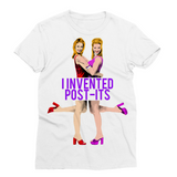 Romy and Michele - Post Its T-Shirt