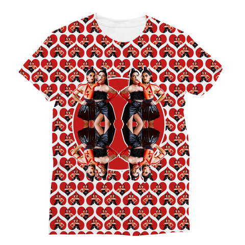 Mad Drag - Red Queen Ladies Fashion Tee