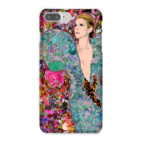Celine - Billboard Flowers Phone Case