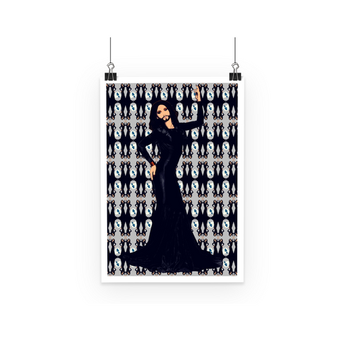 Conchita Fashion Art Print