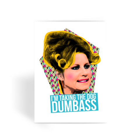 Legally Blonde - Paulette Greeting Card