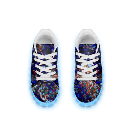 Orchid LED Sneakers