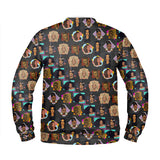 Diva Icons (Limited Edition) - X WayneDidIt  Fashion Sweatshirt