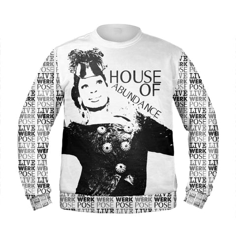 Pose - House of Abundance Sweatshirt