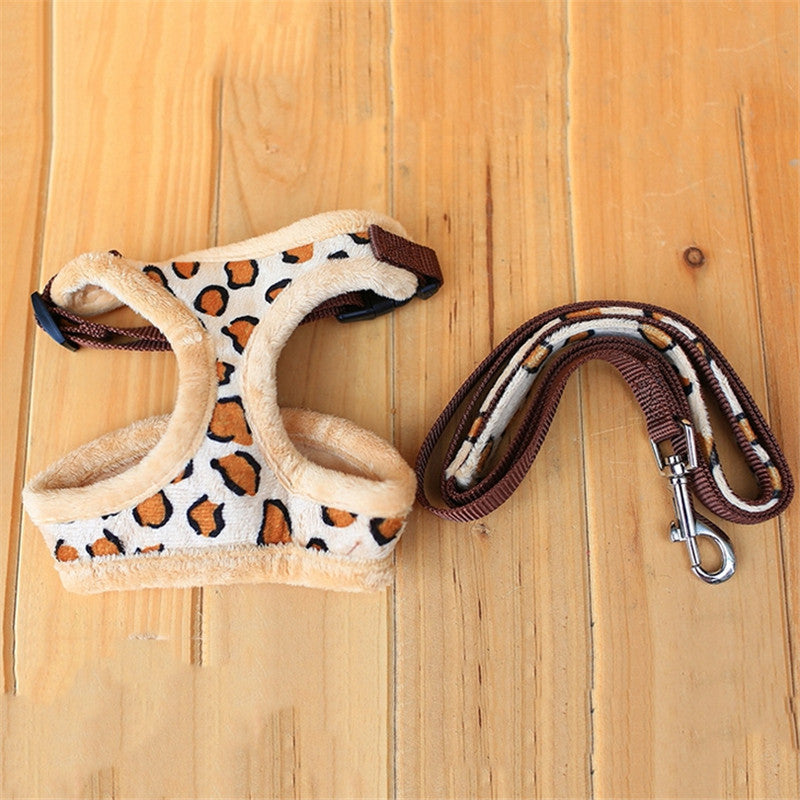 Dog Harness & Collar