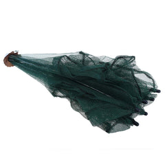 Automatic Crawfish trap cast net (6 Holes) ( 4th of July Special Sale! )