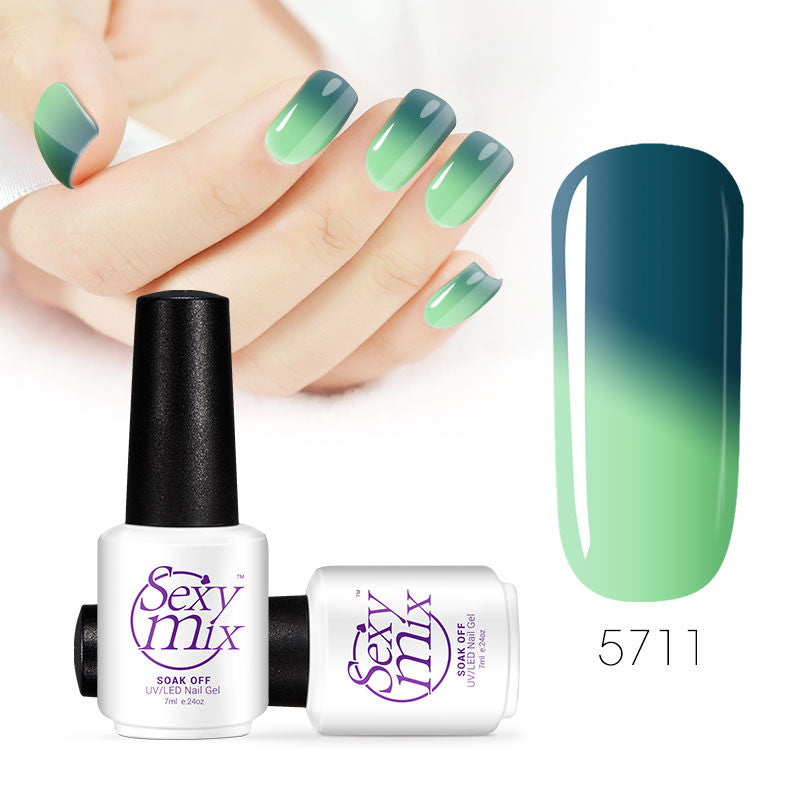 Color changing nail polish - Jealous much?
