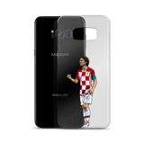 Luka Modric Croatia Phone Case