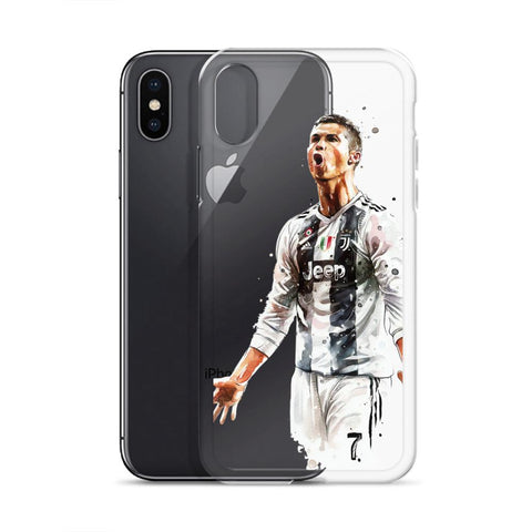 CR7 Juventus Phone Case