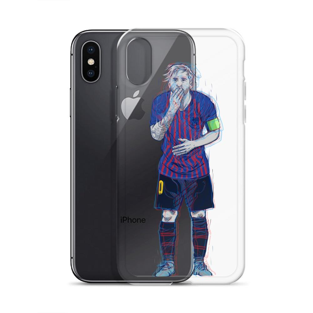 Messi Movement Phone Case