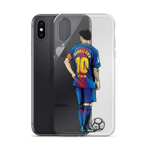 We are all Barcelona Case
