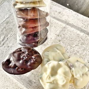 Datery Chocolate Date Clusters