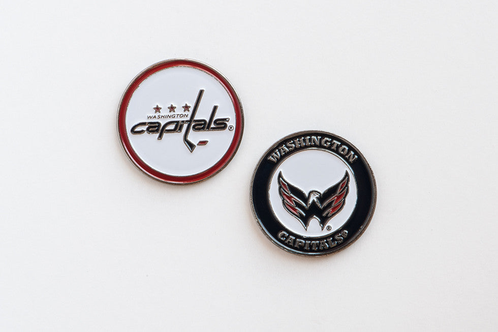 Washington Capitals Cufflink Covers