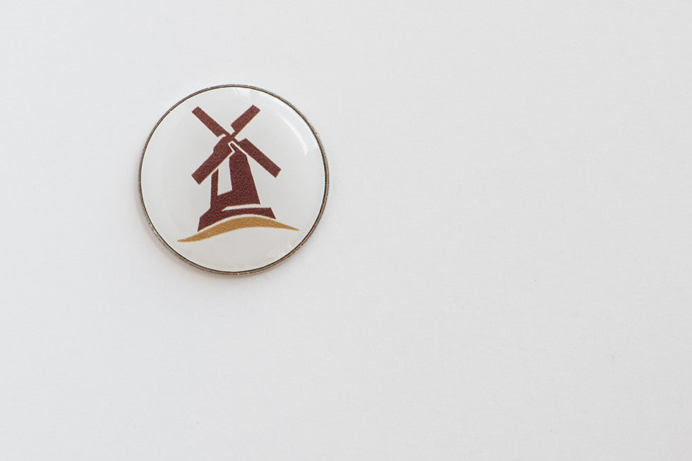 Landsmeer Golf Club Cufflink Covers