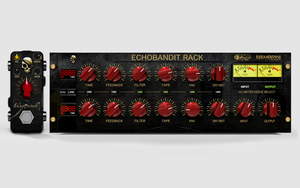 ECHOBANDIT PLUG-IN PEDAL AND RACK BUNDLE