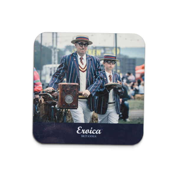 Father & Son Coaster
