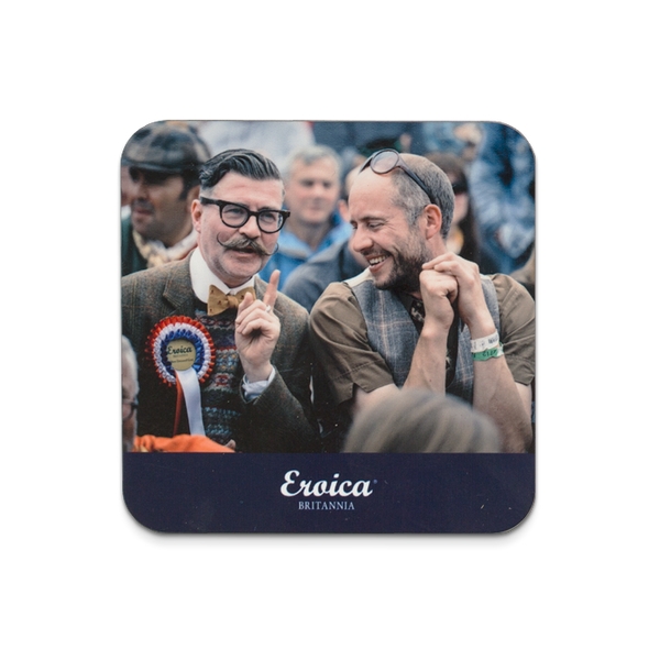 Eroica Britannia Winner Drinks Coaster