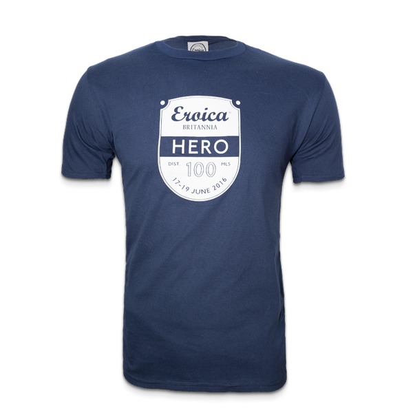 EB 'HERO 100 Miles ' T-SHIRT