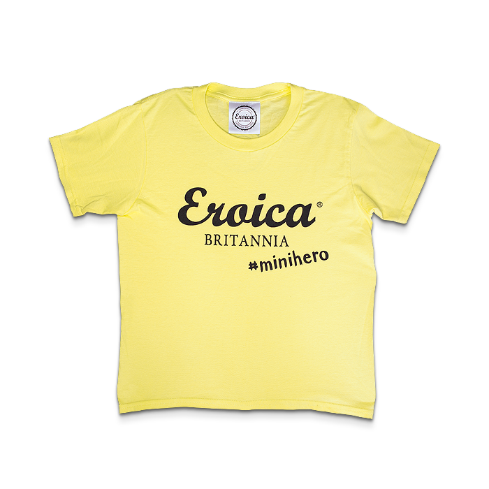 EB KIDS T-SHIRT YELLOW