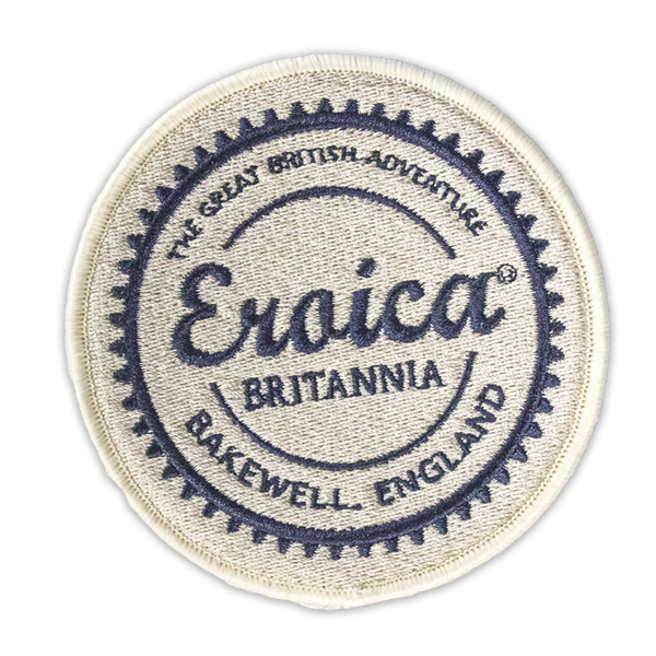 Eroica Britannia Round Celebration  Patch