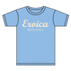Exclusive Eroica Britannia T-shirt, Sky Blue