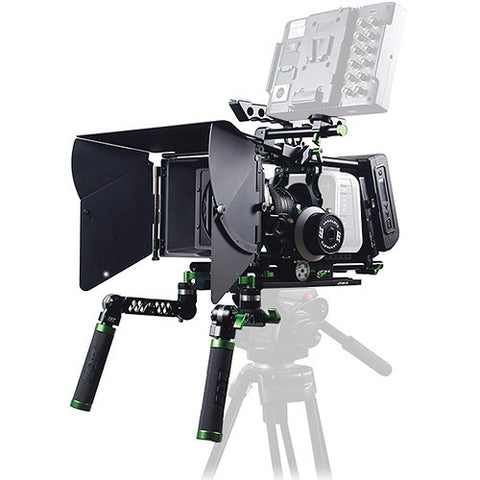 LanParte BMCC-03 Blackmagic Cinema Camera Complete Rig
