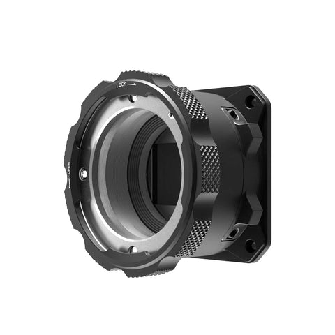 Z CAM PL Mount Adapter for E2 S6/F6/F8 Interchangeable Lens Mount
