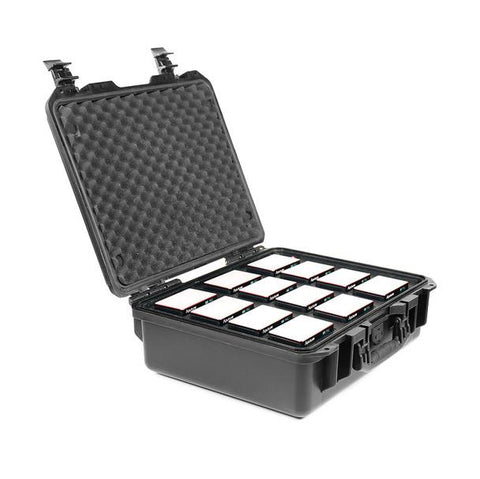 Aputure MC RGBWW 3200K-6500K LED Light 12-Light Travel  Kit W/ Charging Case