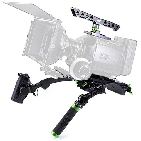 LANPARTE URSK-03 PRO SHOULDER KIT FOR BLACKMAGIC URSA MINI