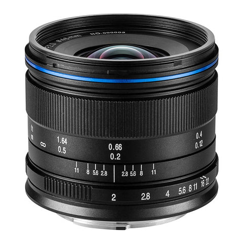 Laowa 7.5mm f/2 MFT Lens for Micro 4/3 (Black)